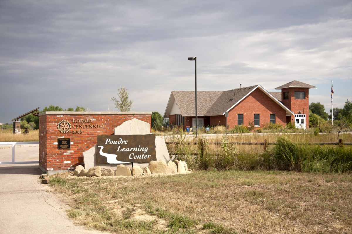 Poudre Learning Center - Photo by Gabriele Woolever