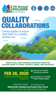 7th Annual Poudre River Forum @ Embassy Suites Hotel and Conference Center | Loveland | Colorado | United States
